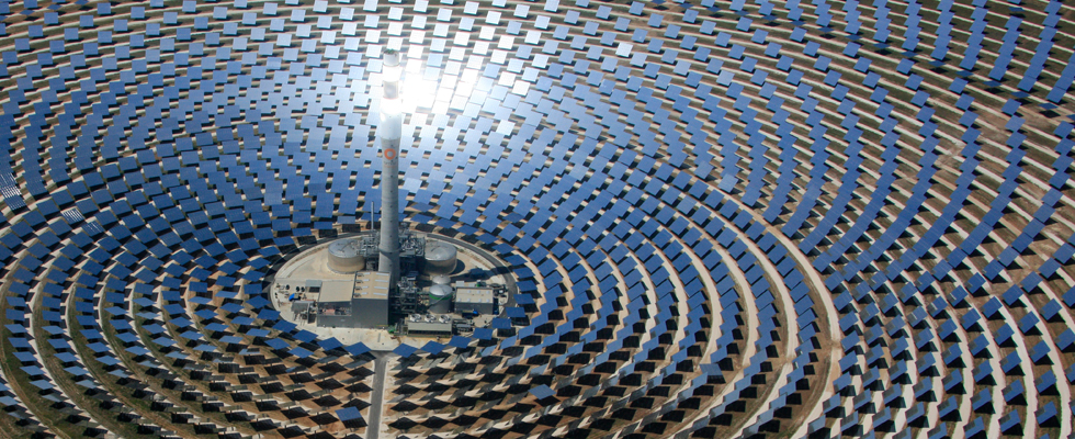 LEADERS IN THERMOSOLAR POWER