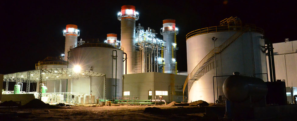 TURNKEY PROJECT FOR THE BICENTENARIO COMBINED CYCLE POWER PLANT, WITH A CAPACITY OF 500 MW